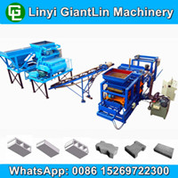 multi function block making machine